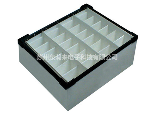 白色中空板箱