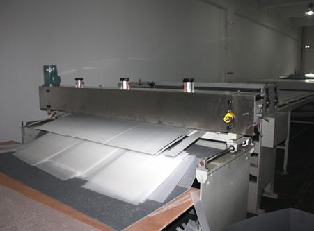 中空板生产线